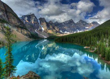 National Park Banff