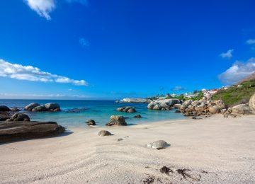 Natural HDR Beach