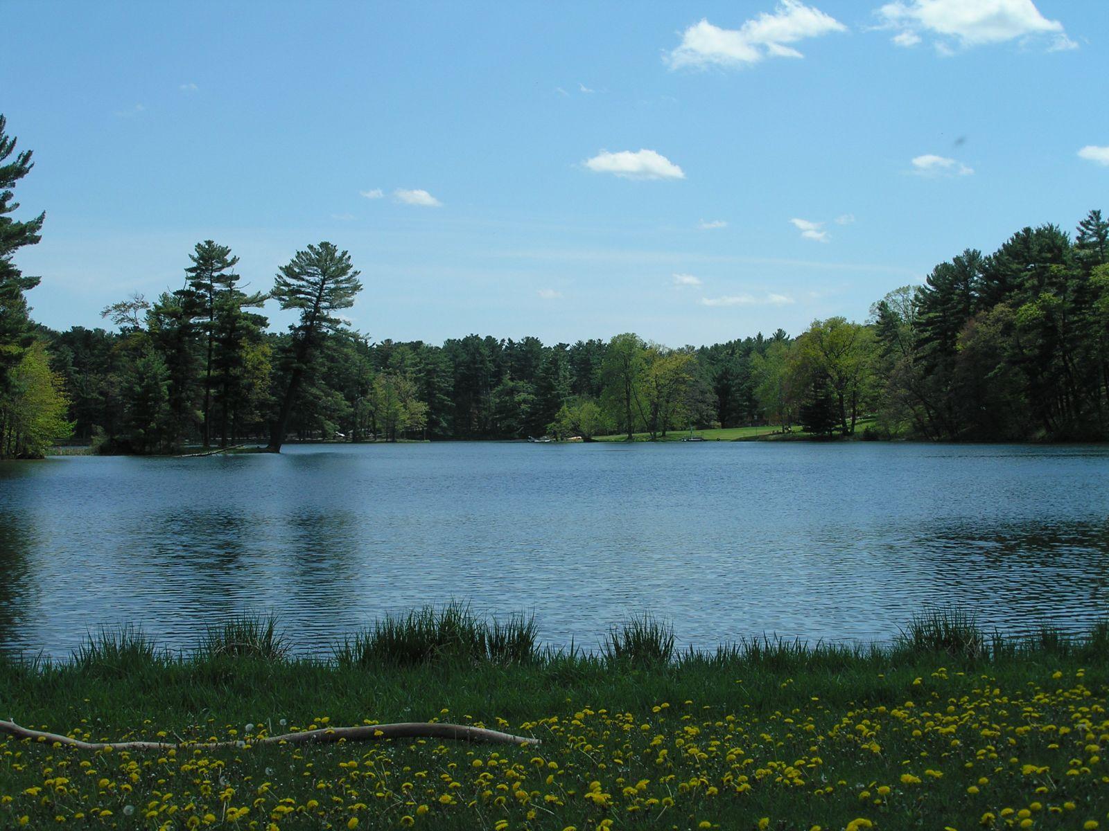 Natural Lake