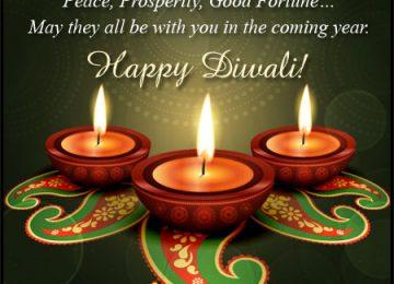 Nice Diwali Card