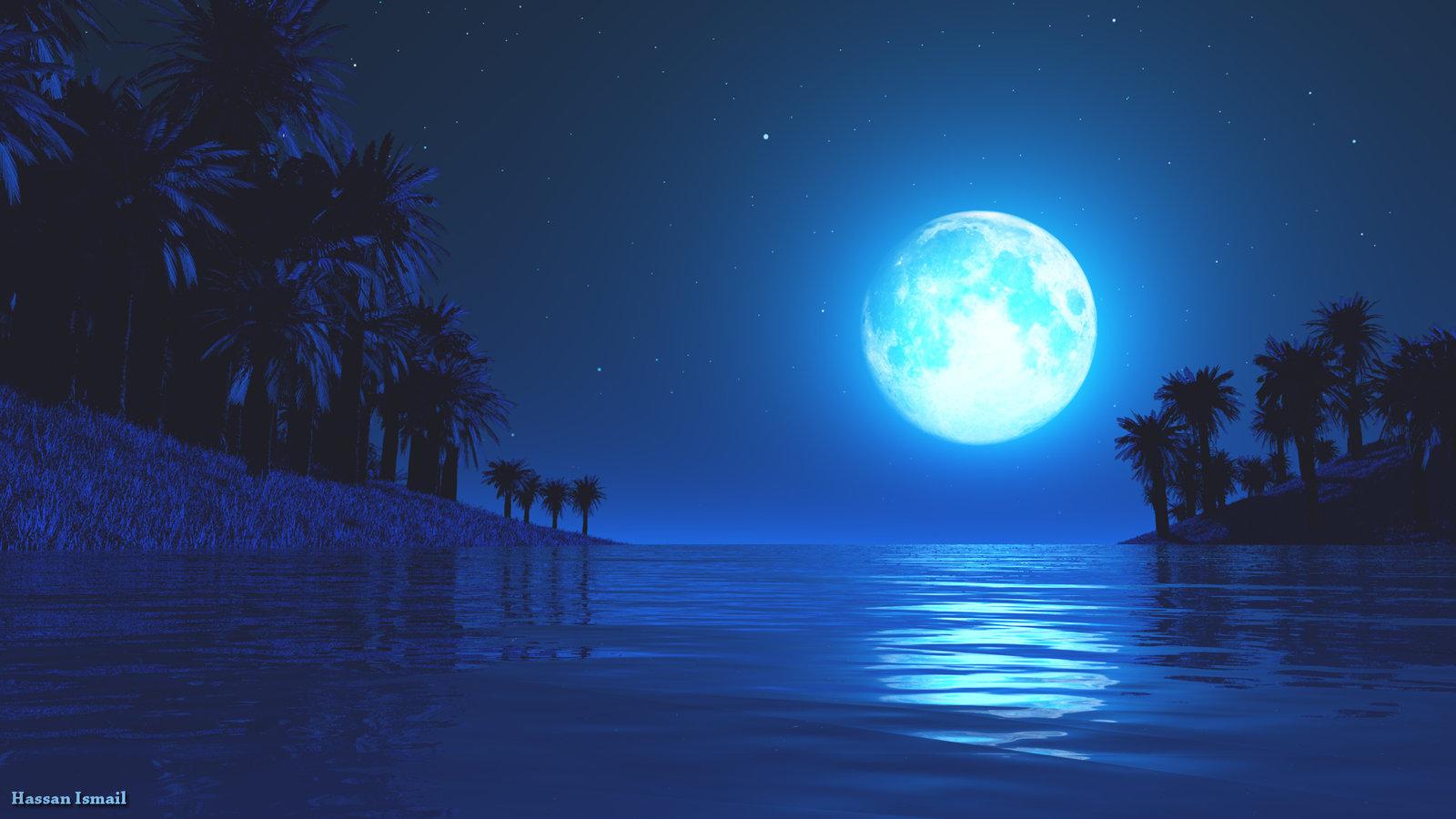 Nice Moonlight