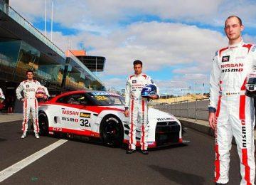 Nissan Race Driver