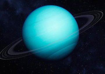 Stunning Uranus