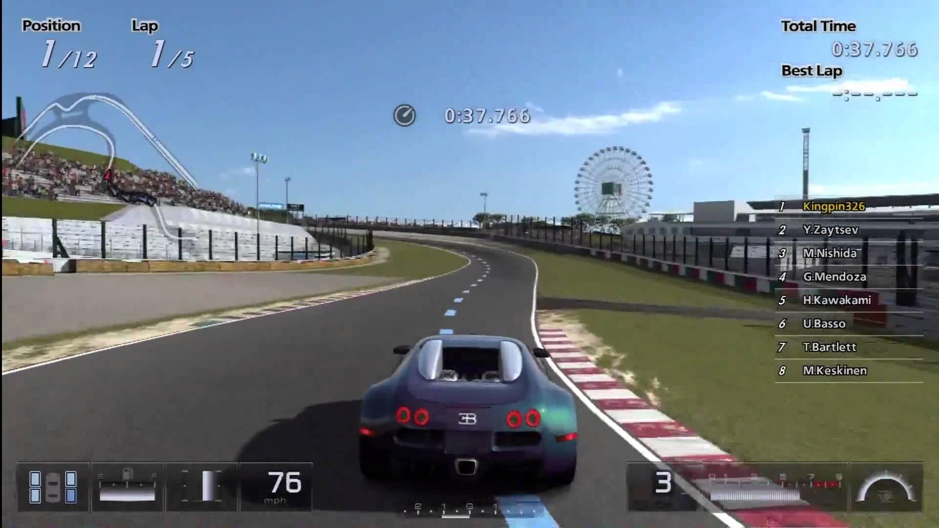 Super Gran Turismo 5