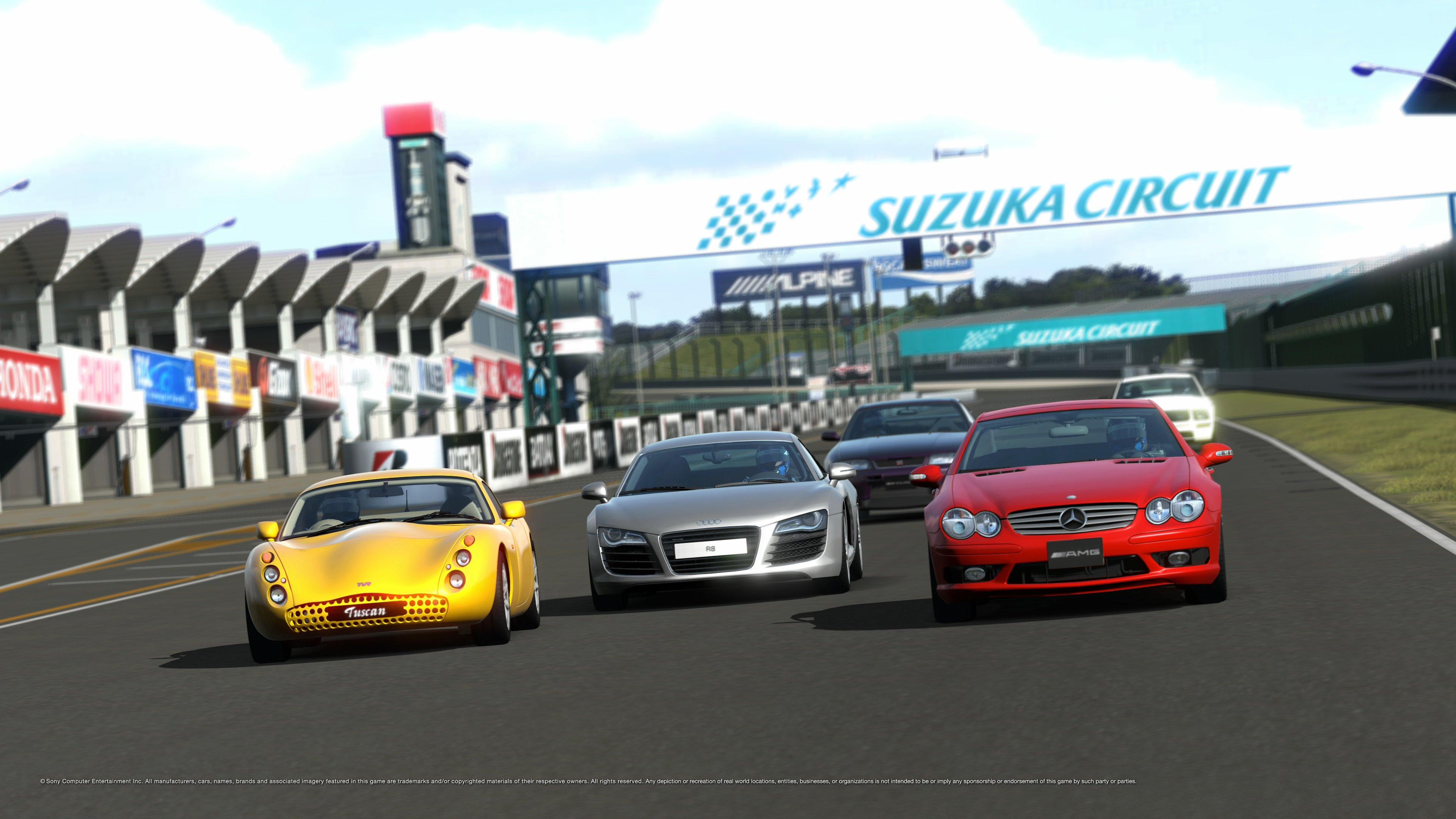 Telecharger Gran Turismo 5
