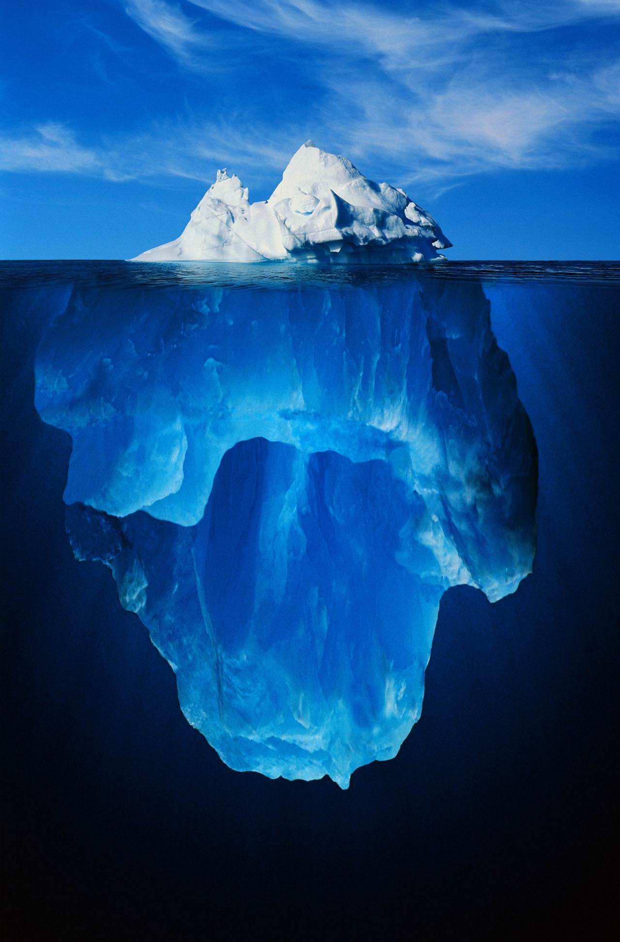 Widescreen Iceberg