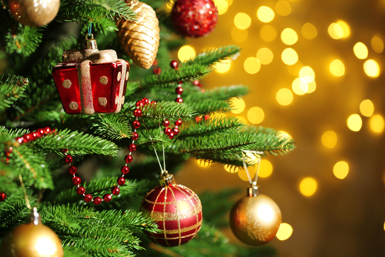 Animated Christmas Trees