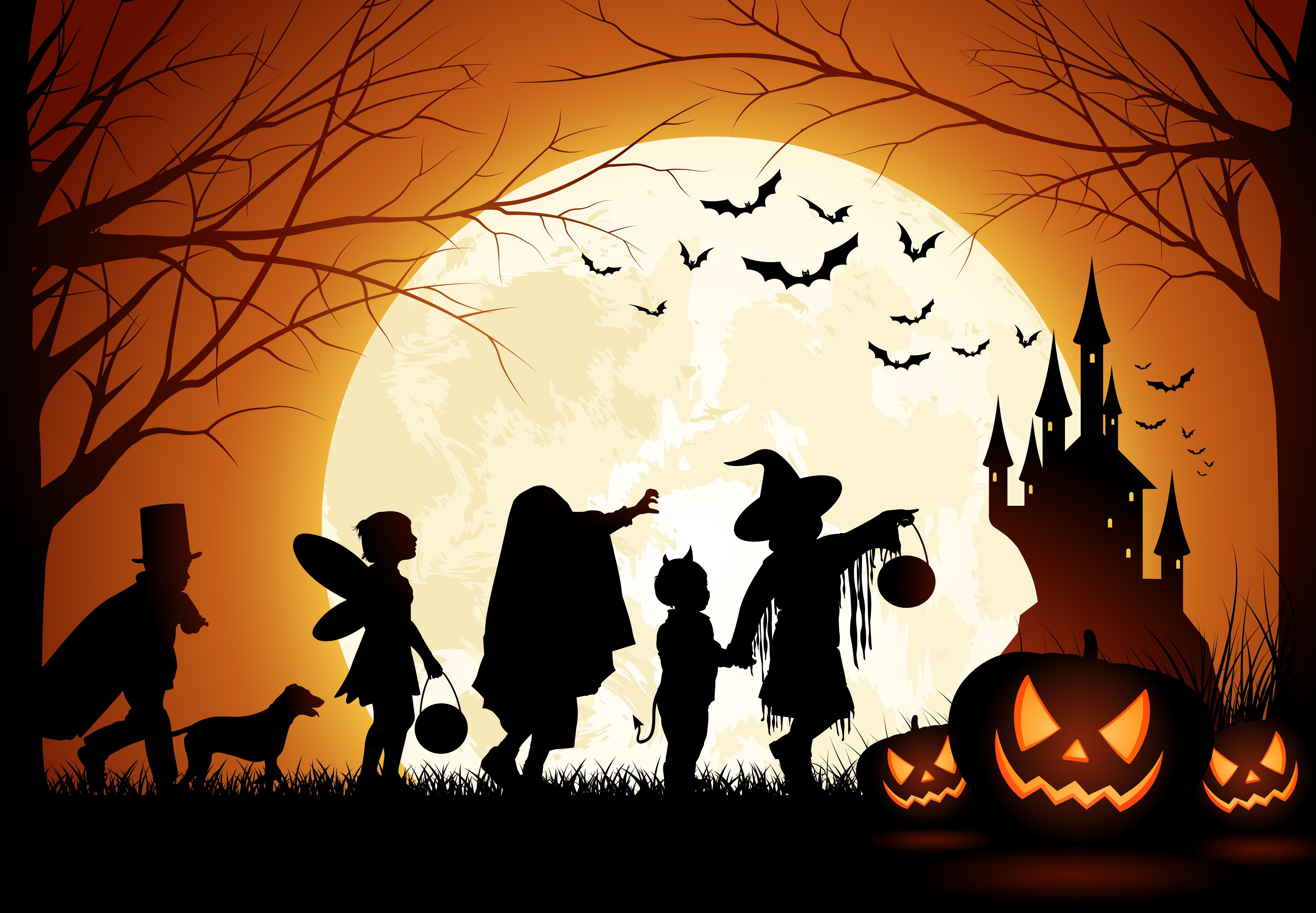 Art Halloween