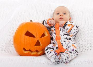 Beautiful Halloween Baby