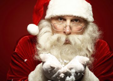 Clip Art Santa