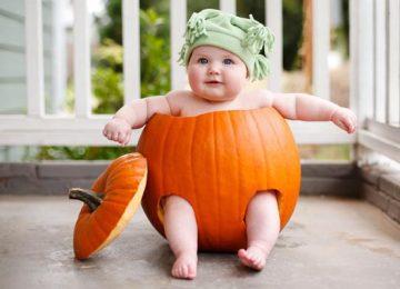 Nice Halloween Baby