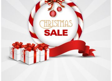 Sunburst Christmas Sale