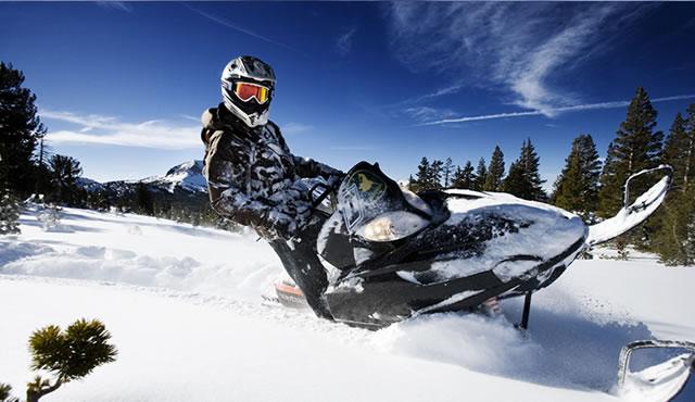 Wonderfu Snowmobile