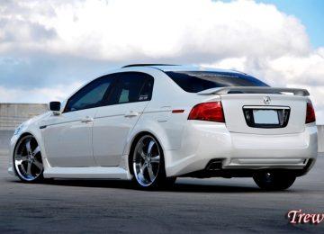 Nice Acura TL