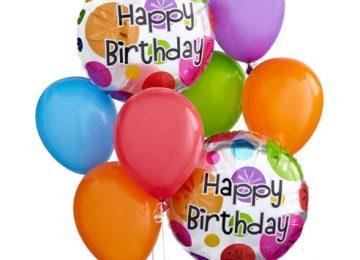 Birthday Balloons Image