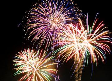 Free New Year Fireworks