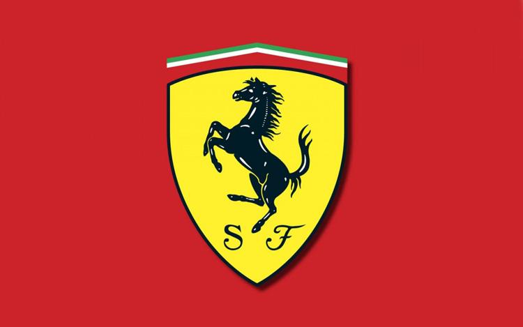 Horse Ferrari Image