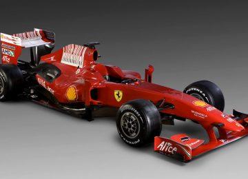 Inside Formula 1 Car