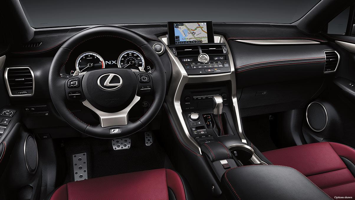 Interior Lexus 2015