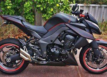 Latest Model Motorbike