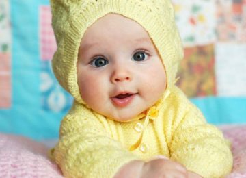 Nice Cute Baby