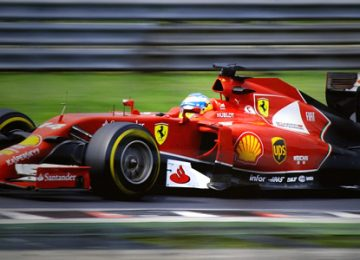 Race Formula 1 Car