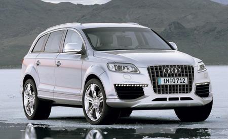 Beautiful Audi Q7