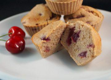 Best Cherry Muffins