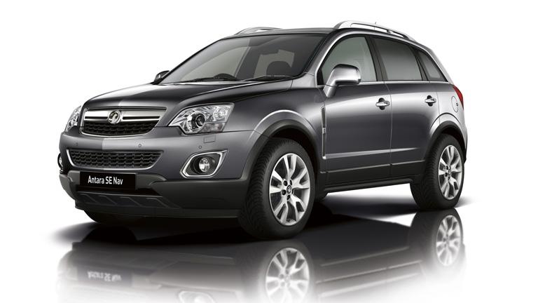 Best Vauxhall Antara