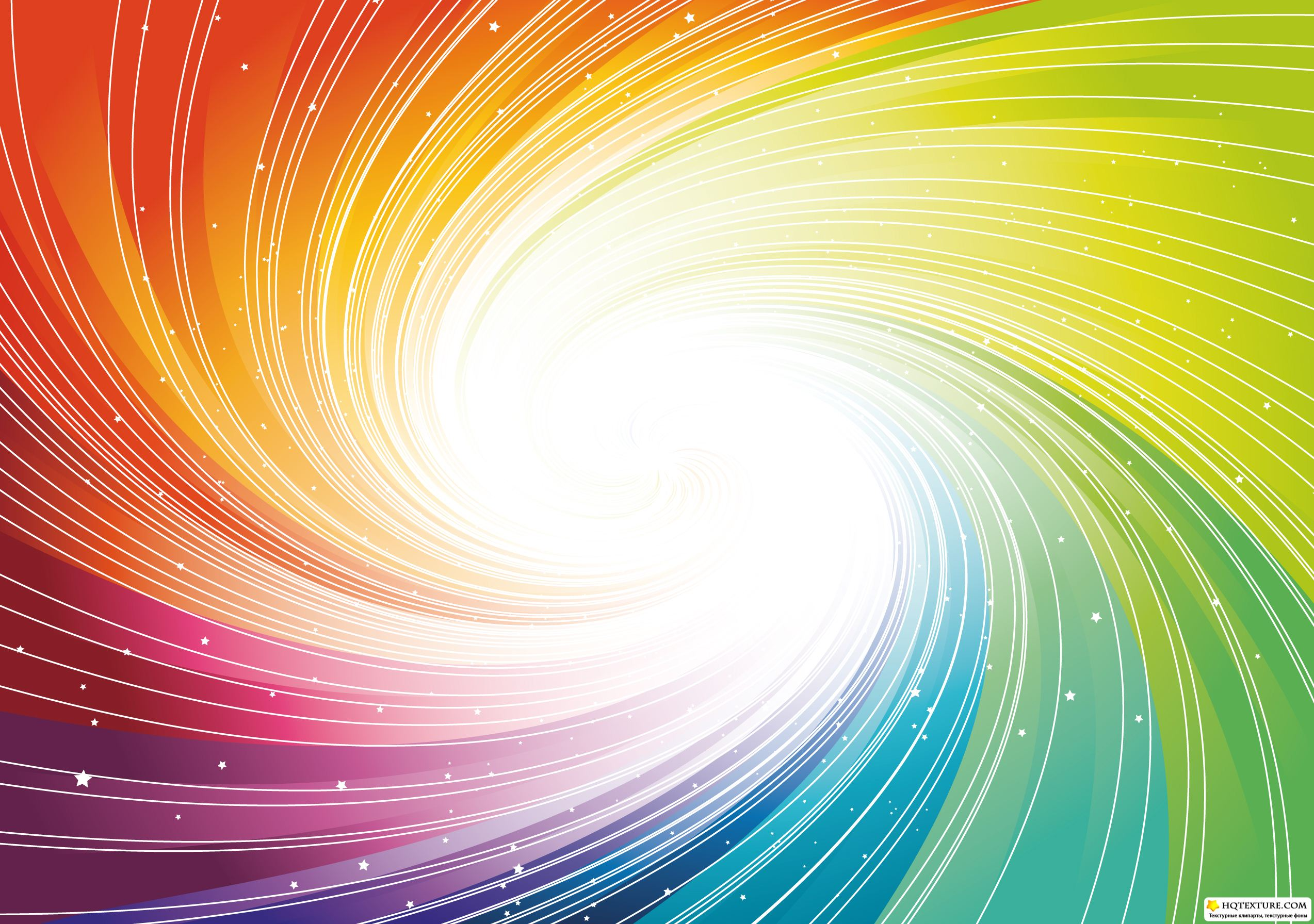 Fantastic Colourful Background