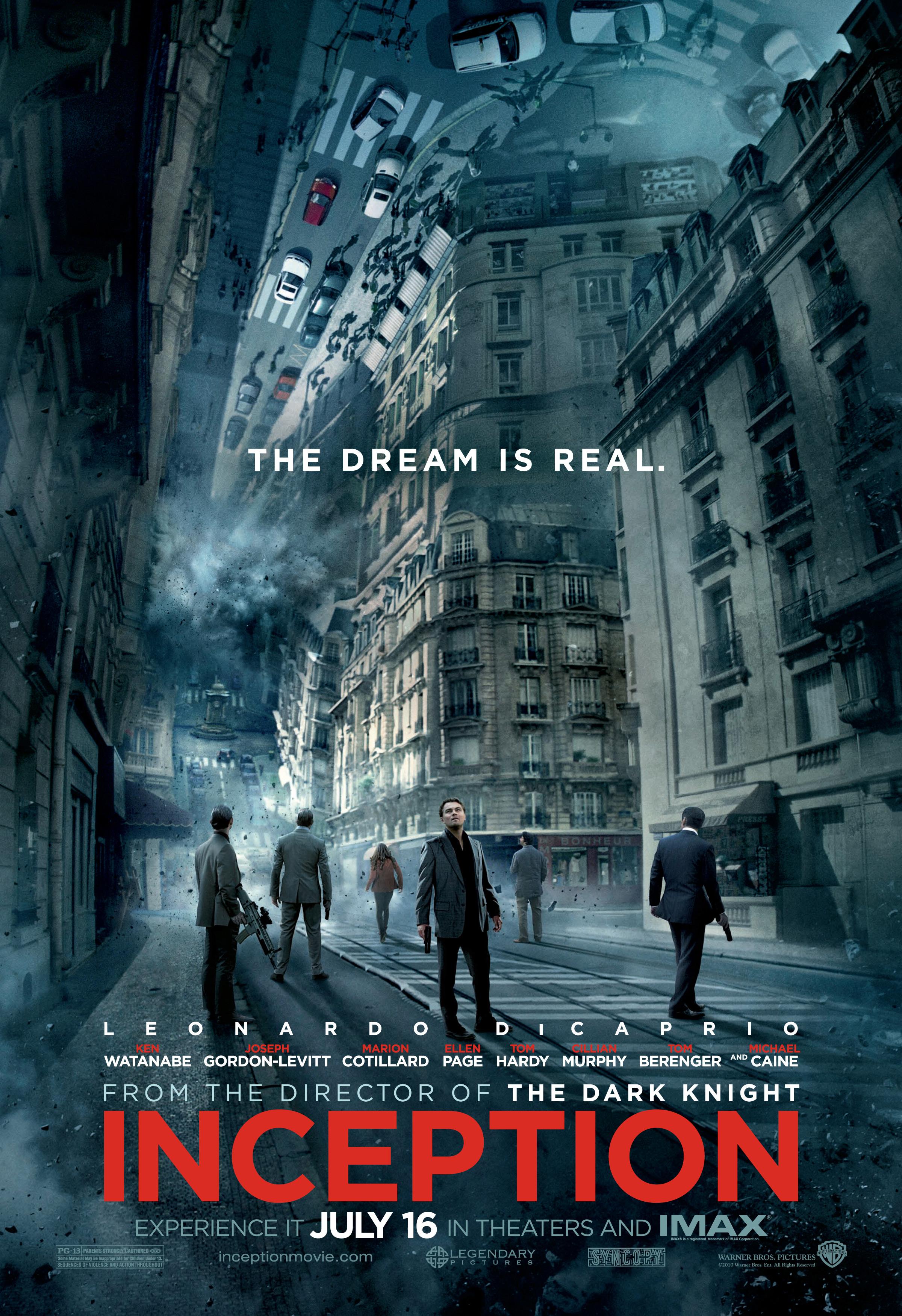 HD Inception Movie