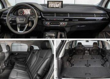 Original Audi Q7
