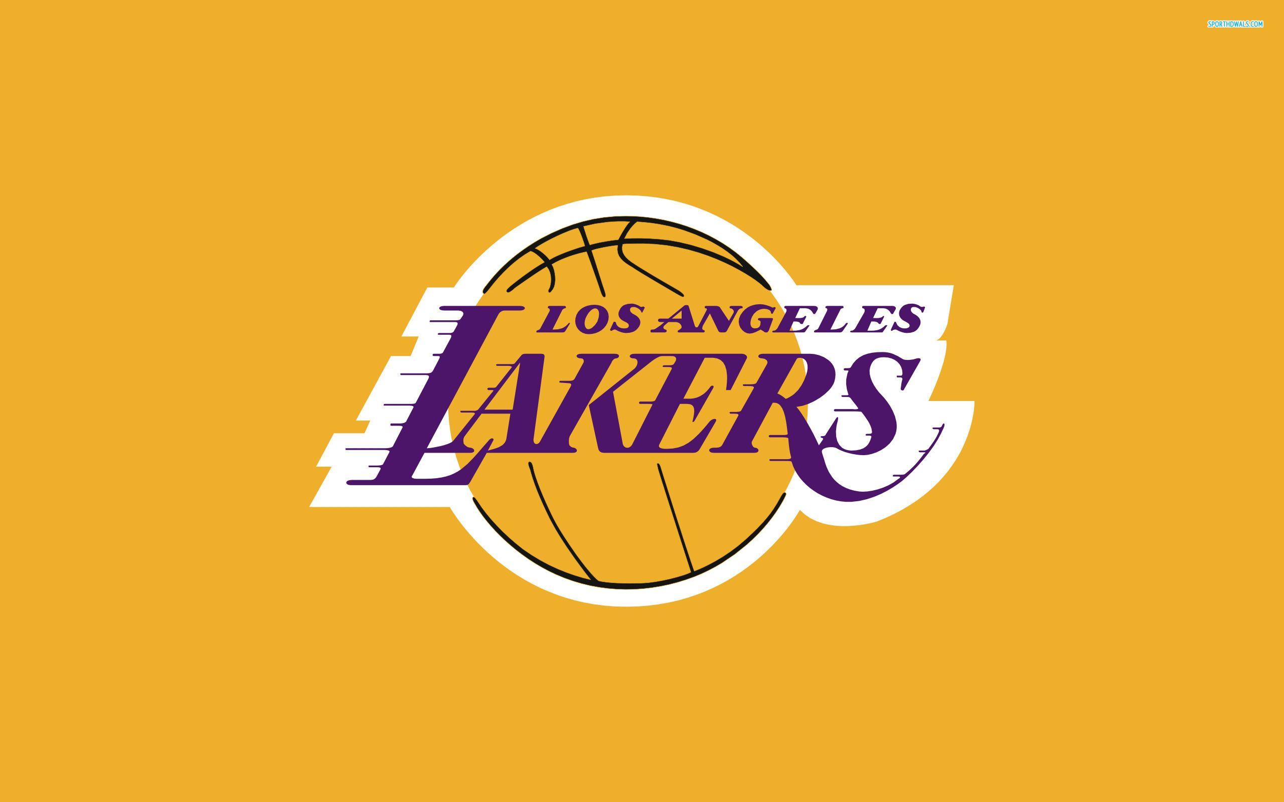 3D Lakers Wallpaper