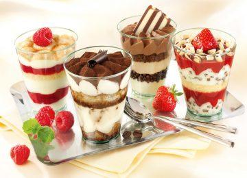 Beautiful Dessert Food