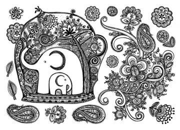 Free Swirl Art