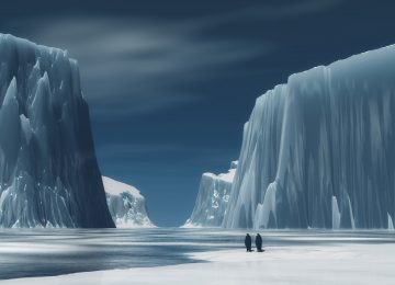 Impressive Iceberg Wallpaper