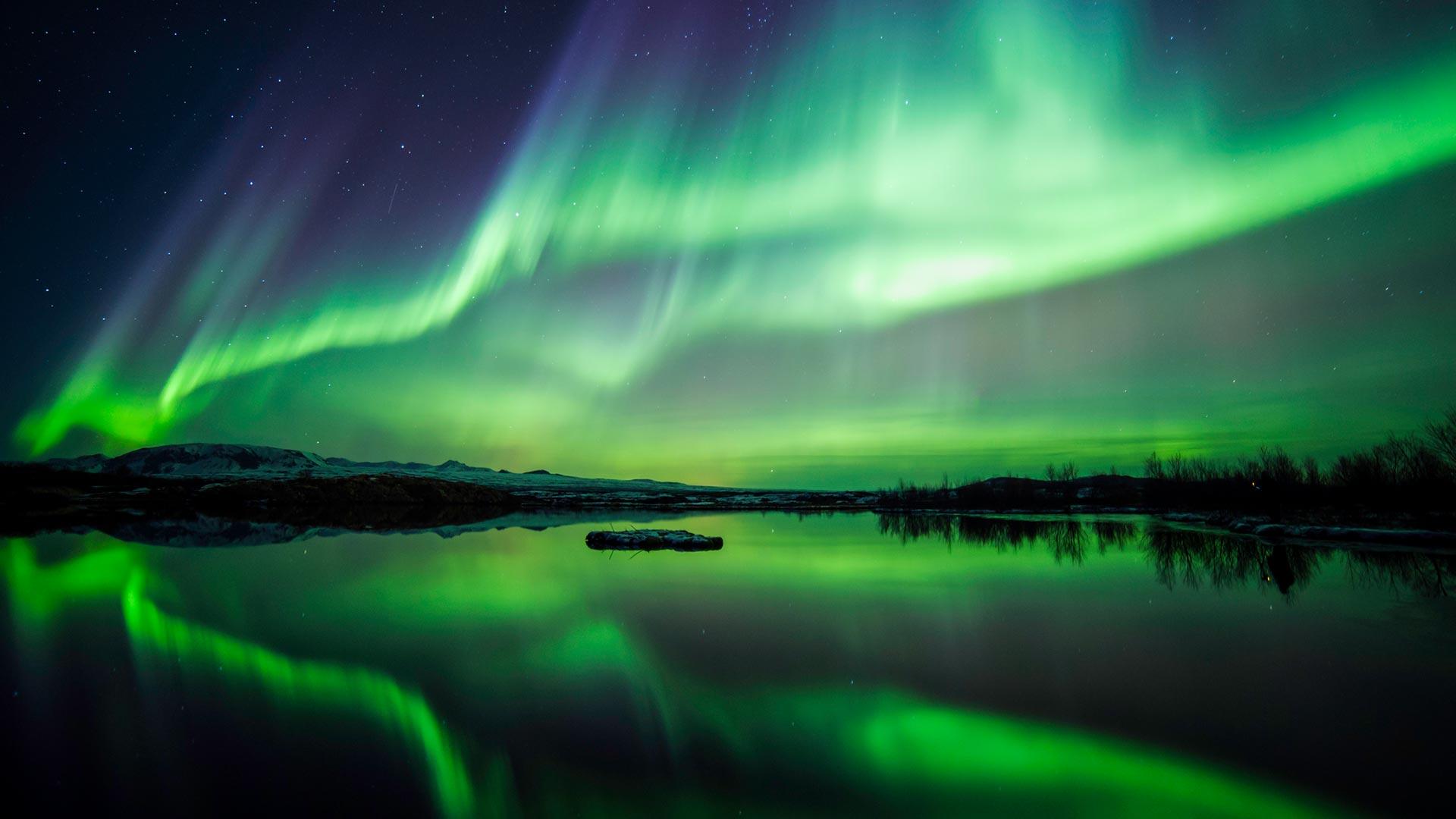 Lake Northern Light