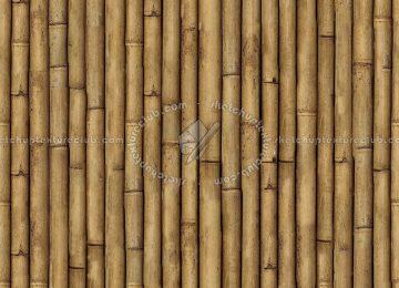 Top Bamboo Texture