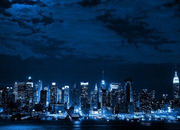 Urban City Night