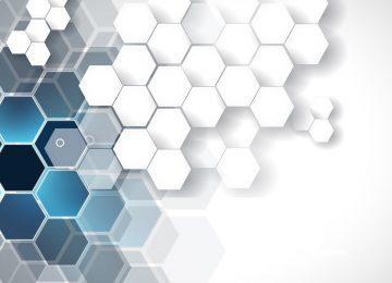 3D Hexagon Wallpaper