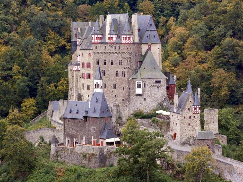 Amazing Burg Eltz Castle