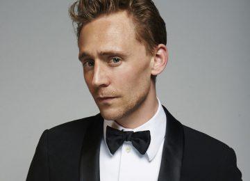 Amazing Tom Hiddleston