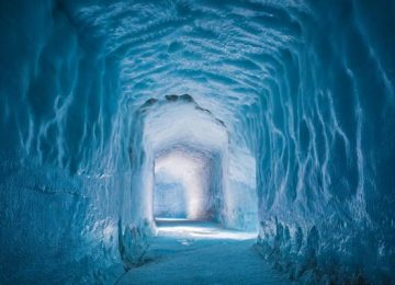 Free Ice Cave