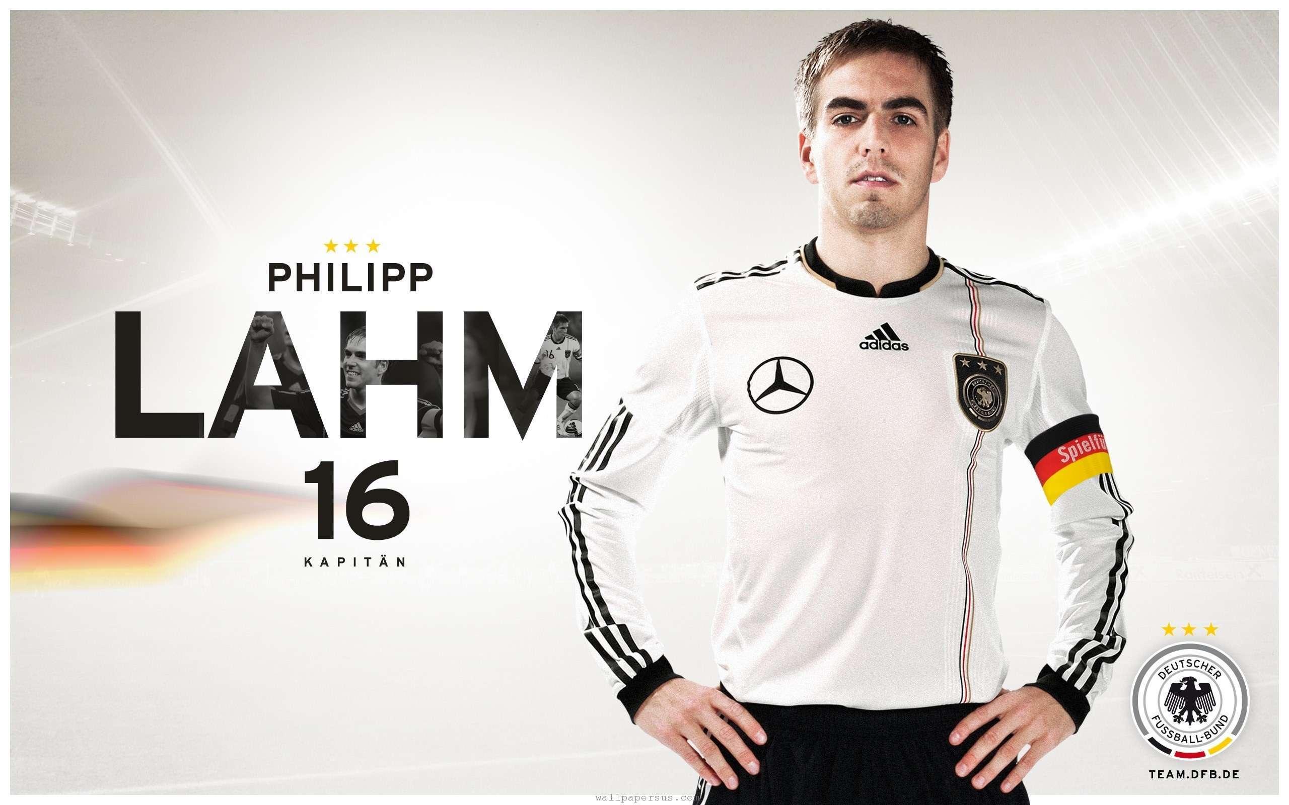 Free Philipp Lahm Wallpaper