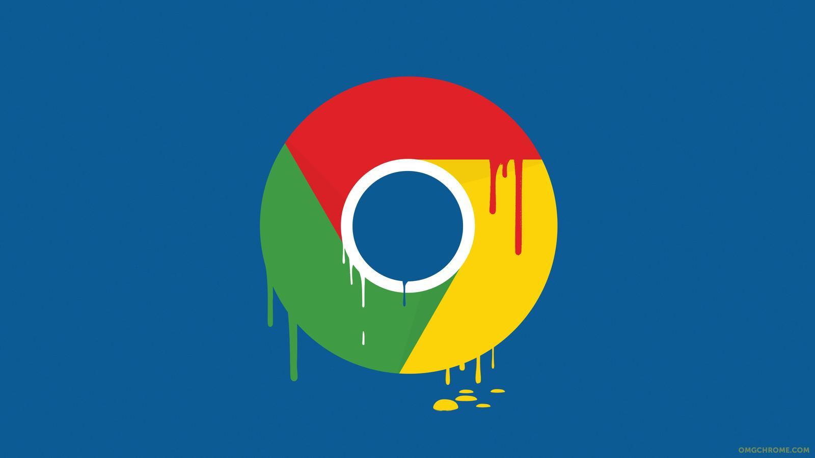HD Chrome Wallpaper