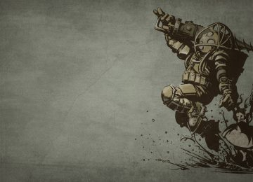 Super Bioshock Wallpaper