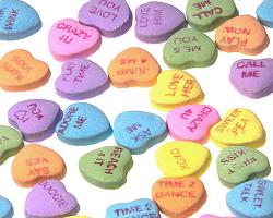 Super Heart Candies