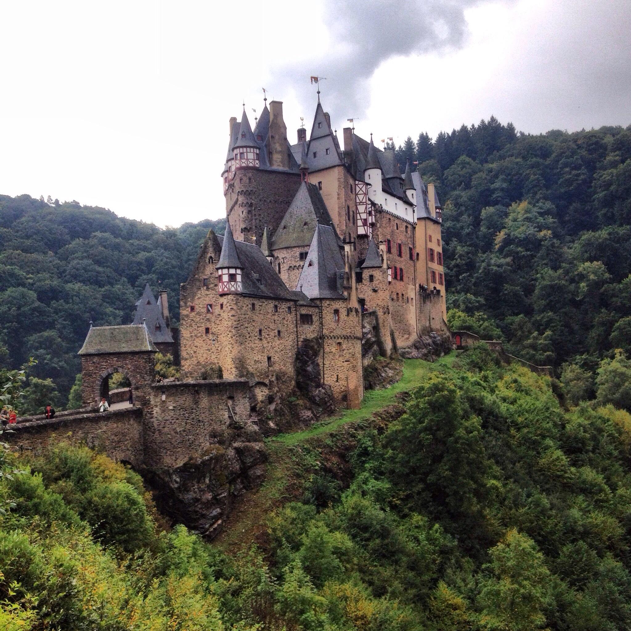 Top Burg Eltz Castle