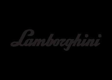 Lamborghini Text Logo