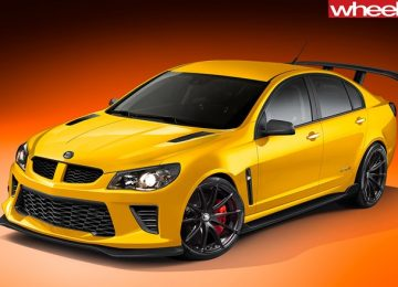 Nice Holden GTS